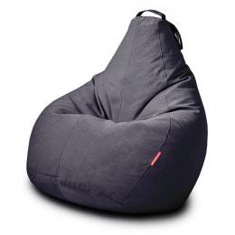 Кресло-мешок Босс Пудра Графит