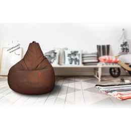 Кресло-мешок БинБэг Шоколад