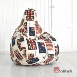 Кресло-мешок БинБэг Флаг