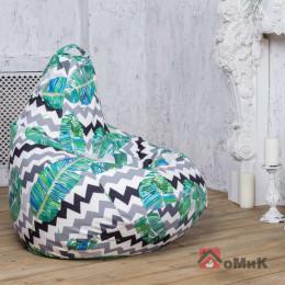 Кресло-мешок БинБэг Кидс Тропикано