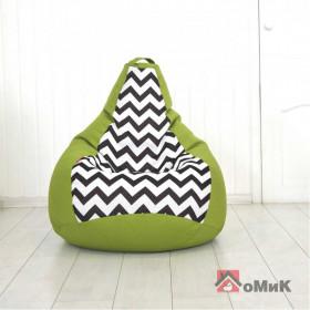 Кресло-мешок БинБэг Крок Грин