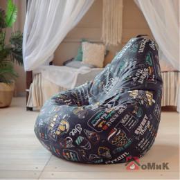 Кресло-мешок Босс Айскрим