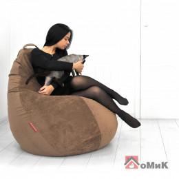 Кресло-мешок Босс Юта Какао