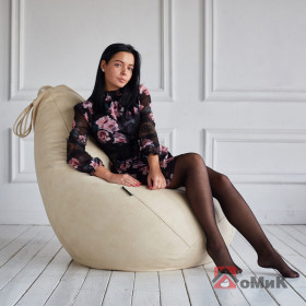 Кресло-мешок Босс New York  Карамель