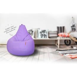 Кресло-мешок БинБэг Фиолетовый