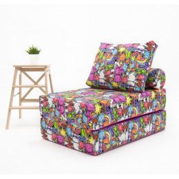 Бескаркасный диван-кровать Коста Маскарад