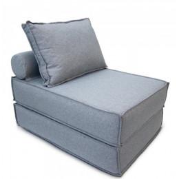 Бескаркасный диван-кровать Китон 06 внешние швы