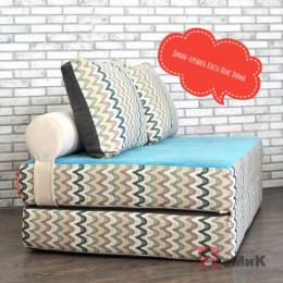 Бескаркасный диван-кровать Коста Лонг Лима