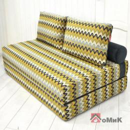 Бескаркасный диван-кровать Коста Лонг Рошель Олива