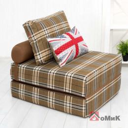 Бескаркасное кресло-кровать Коста Браун