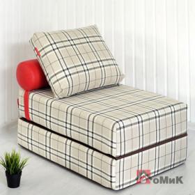 Бескаркасное кресло-кровать Коста Вайт