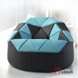 Кресло-мешок Пуф Гелакси Минт