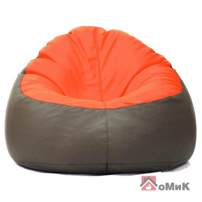 Кресло-мешок Пуф Коктейль Оранж