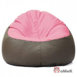 Кресло-мешок Пуф Коктейль Розовый