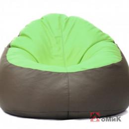 Кресло-мешок Пуф Коктейль Зеленый