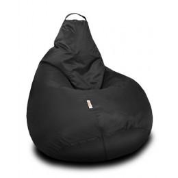 Кресло-мешок Студент Черный  (Аренда)