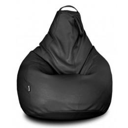 Кресло-мешок Босс Luxury Black Star