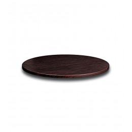 Столешница LOFT (съёмный круг) Венге