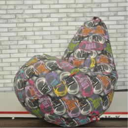 Кресло-мешок Макс Кедас