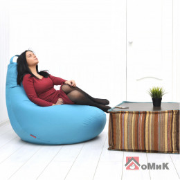 Кресло-мешок Макс Тринити Блю