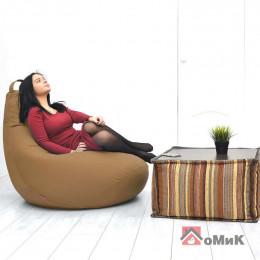 Кресло-мешок Макс Тринити Браун